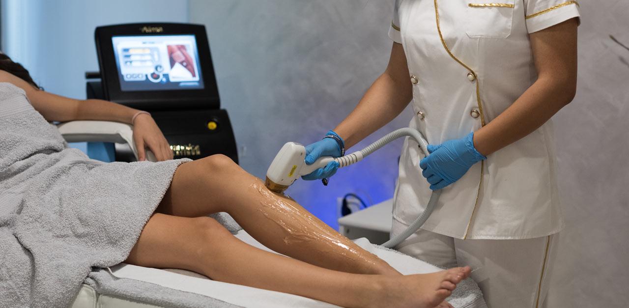 Лазерна епилация с Alma lasers - Skin Solution